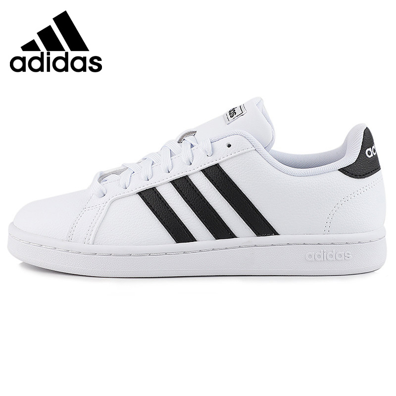 Original New Arrival  Adidas NEO GRAND COURT Women's  Skateboarding Shoes Sneakers|Skateboarding| |  - title=