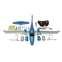 DIY RC Plane EPP Material RC Remote Control Glider