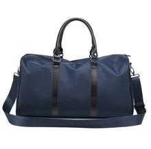 Premium Oxford Fabric Travel Totes Waterproof Durable Urban Commuter Bag Large Capacity Sport Gym Bag