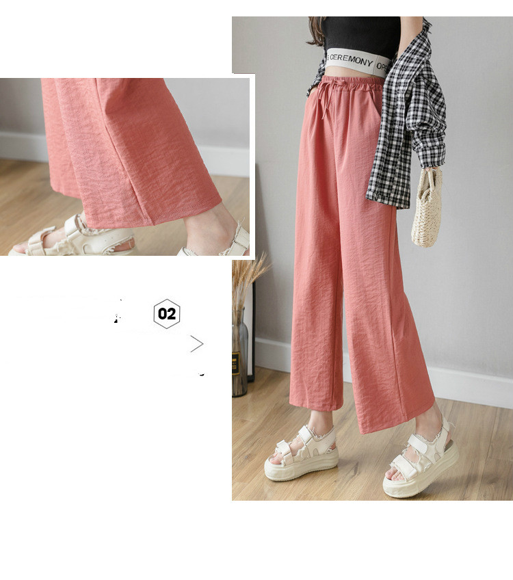 japan pant Palazzo pant high waist culotte by Tienda Ceremony wideleg trousers