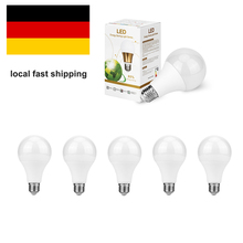 5pcs/set Ampoule E27 Led Corn Bulb E14 Light Lamp 3w 5w 7w 12w 15w Ceiling Lighting Warm/White 220V 230V LED Bulbs For Home