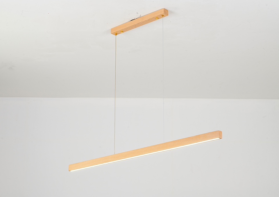 Arte moderna loft luzes pingente led de