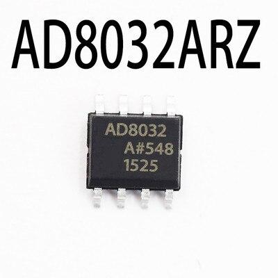 10PCS AD8032 AD8032ARZ SOP8 NEW ORIGINAL AD8032AR