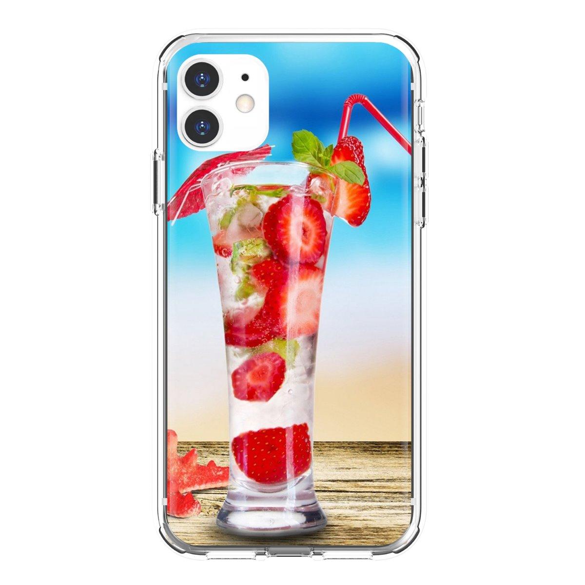Food Drink Wallpaper Beautiful Silicone Phone Case For Samsung Galaxy J1 J2 J3 J4 J5 J6