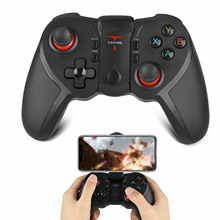 Wireless Gamepad Bluetooth Game Controller Joystick For Android iOS Phone Tablet