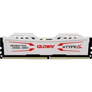 Image 1 - Теплоотвод Gloway TYPE a, серия white, ОЗУ ddr4, 8 ГБ, 16 ГБ, 2400 МГц, 2666 МГц, для настольных ПК с высокой производительностью