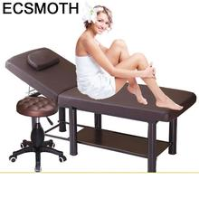 лучшая цена Para Tafel Pliante Table De Tattoo Silla Masajeadora Beauty Salon Furniture Camilla masaje Plegable Chair Folding Massage Bed