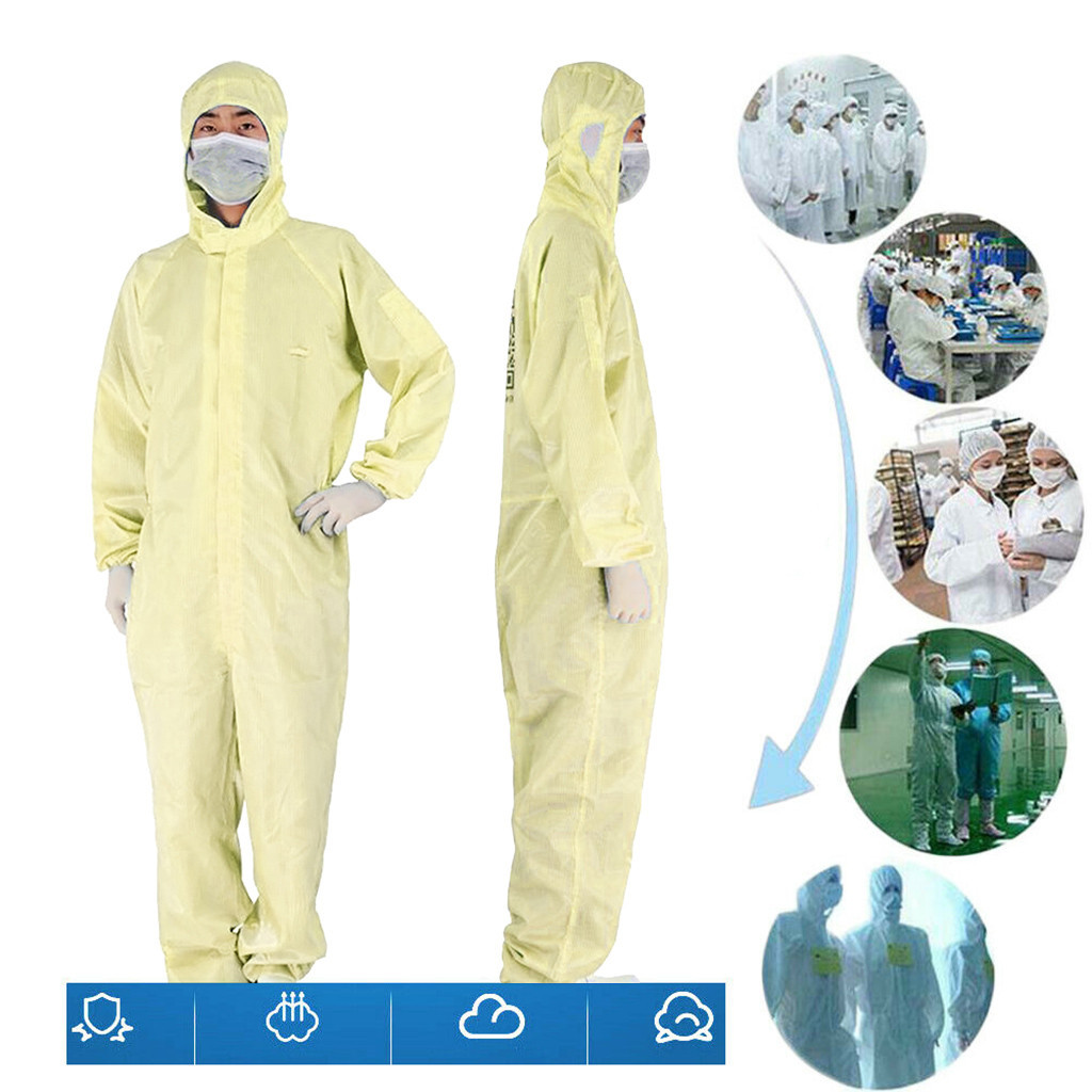 Disposable Protective Clothing as Coverall Medical Uniform and Isolation Suit for Nurse and Doctors 22