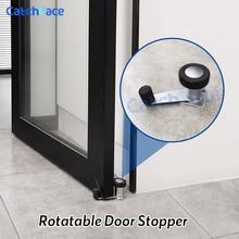 חכם מנעול אבזר דלת מנעול Rotatable נירוסטה דלת פקק עבור אלקטרוני מנעול דלת הגנה עבור אבטחה בבית