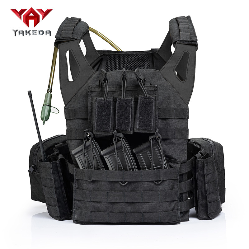 Yakeda JPC Lightweight Module Combat Waistcoat MOLLE System Tactical Vest Outdoor CS Field Operations Vest