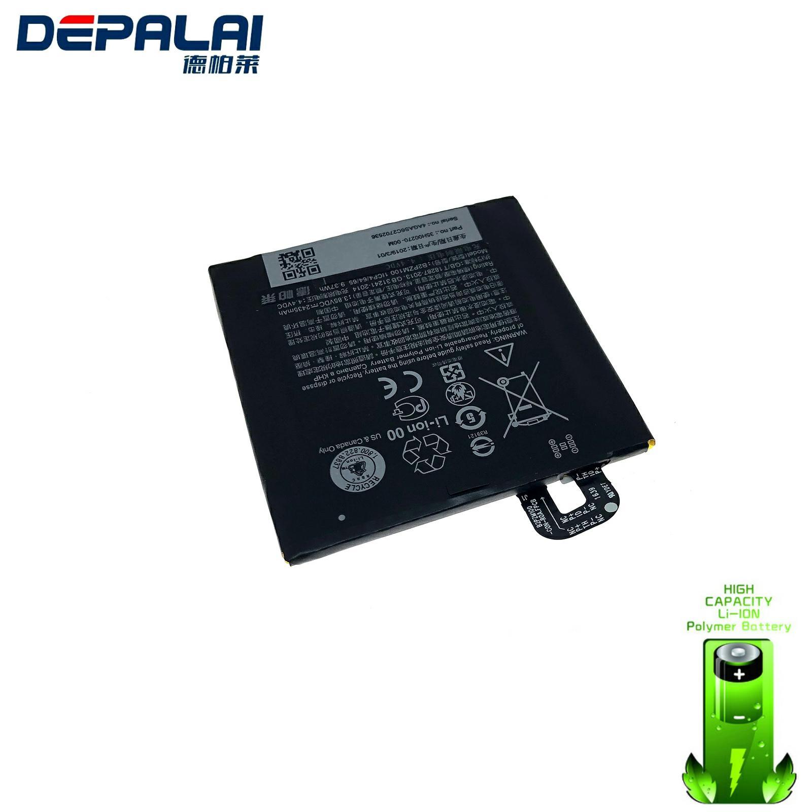 Hight Capacity 2435mah B2PZM100 Battery Fit For HTC Alpine, U Play, U Play TD-LTE, U Play TD-LTE Dual SIM Batteries Batterij