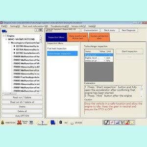 Image 5 - 2020 עבור Hino אבחון EXplorer 2 עבור Hino DX2 v1.1.20.8 + והמעורער מסד הנתונים + סדק Activator