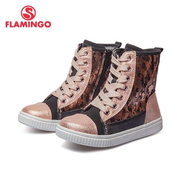 Ботинки для девочек 92B-XY-1654 ботинки для девочек 25-30 #