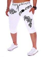 Zogaa masculino sweatpants ropa de hombre 2018 calções masculinos casual moda streetwear 3 color carta impressão masculino sweatpants joggers shortsShorts