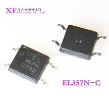 500 шт./лот EL357N-C EL357 SMD оптрон SOP-4 IC