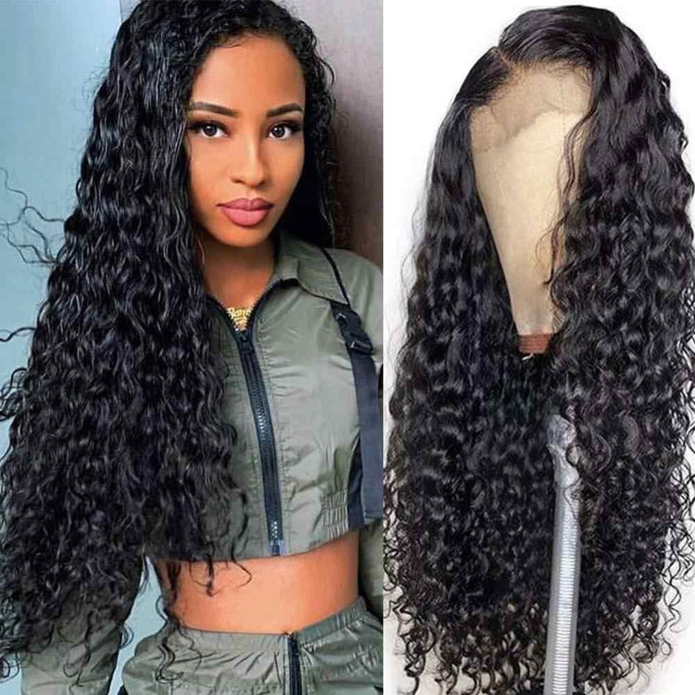 Парики из бразильских волос Rucycat, парики из натуральных волос на фронте шнурка