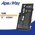 11.4v 43WH Batterie D'ordinateur Portable pour HP TPN-Q147 TPN-Q148 TPN-Q149 NP03XL TPN-Q146 760944-421 HSTNN-LB6L pour Pavillon X360 13-A010DX