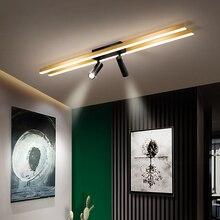 Nueva araña de techo led habitación dormitorio, estudio, pasillo balcón casa oro candelabro Led moderno lámpara iluminación del punto