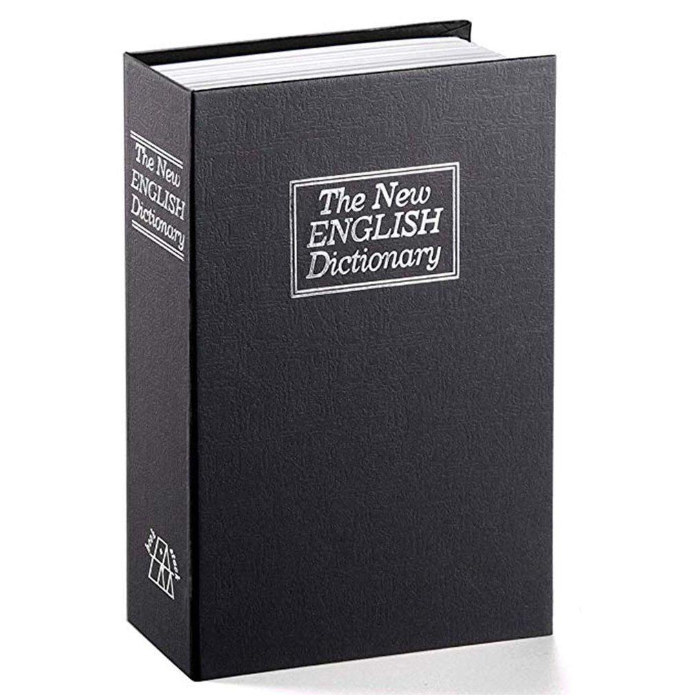 Креативная коробка для переодевания, коробка для страховки книг, европейская креативная книга для моделирования, безопасный мини-бак для х...