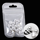 1Pack Nail Rhineston...