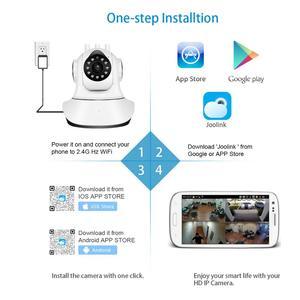Image 5 - Cámara IP inalámbrica de seguridad para el hogar, cámara de vigilancia, Wifi, visión nocturna, CCTV