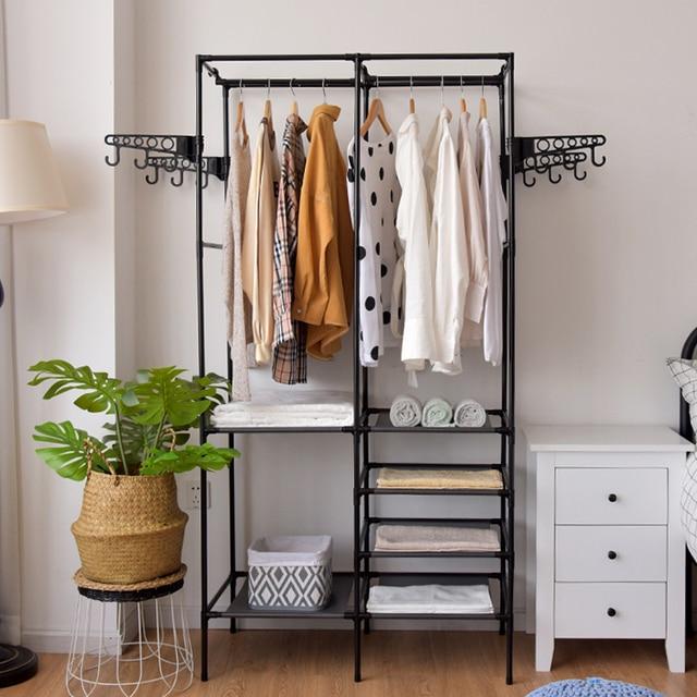 COSTWAY Clothes Hanger Rack  5