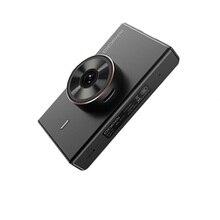 Globalna kamera Xiaomi Mijia DDPai Dash mola Z5 DVR 1600P UHD F1.8 HiSilicon 24H Monitor parkingowy 3 Cal IPS ekran dotykowy aplikacja WIFI