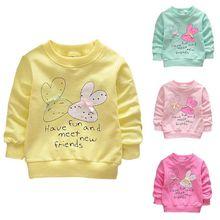 Повседневный свитер для новорожденных; осенний свитер с рисунком для маленьких мальчиков и девочек; детская мягкая одежда с длинными рукавами для маленьких девочек