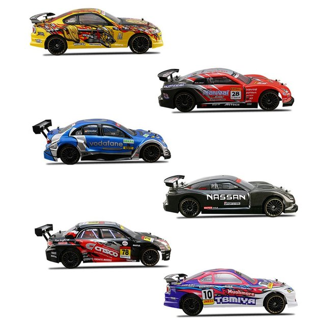 1:14 2.4G High Speed Waterproof RC Racing Car Buggy Truck Off-road Toys Remote Control Vehicle Racing Model 5