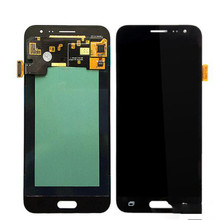 100% Tested TFT LCD Display Touch Screen Digitizer Assembly For Samsung Galaxy J3 J5 J210 J710 J701 J4 J250  J110 without Frame
