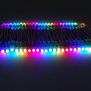 Image 5 - Bộ 1000 Đủ Màu WS2811 IC RGB Điểm Ảnh Module LED Ánh Sáng Tuyệt Vời Cho Trang Trí Đèn Quảng Cáo DC5V/12V