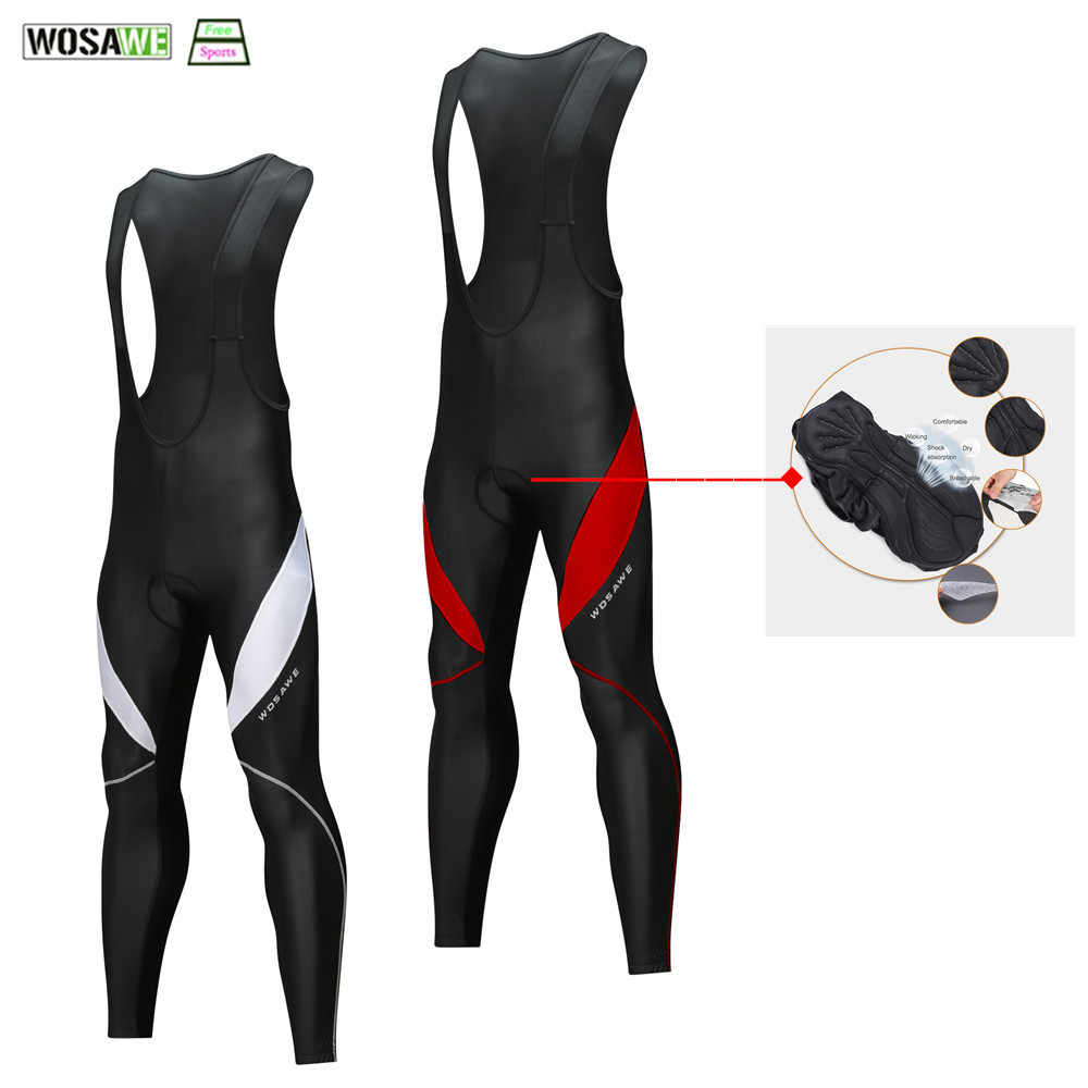 Padded Thermal Long Leggings Winter Bike Trouser to Keep Warm 3D Padded Pants Trousers Breathable Quick-dry Womens Cycling Tights