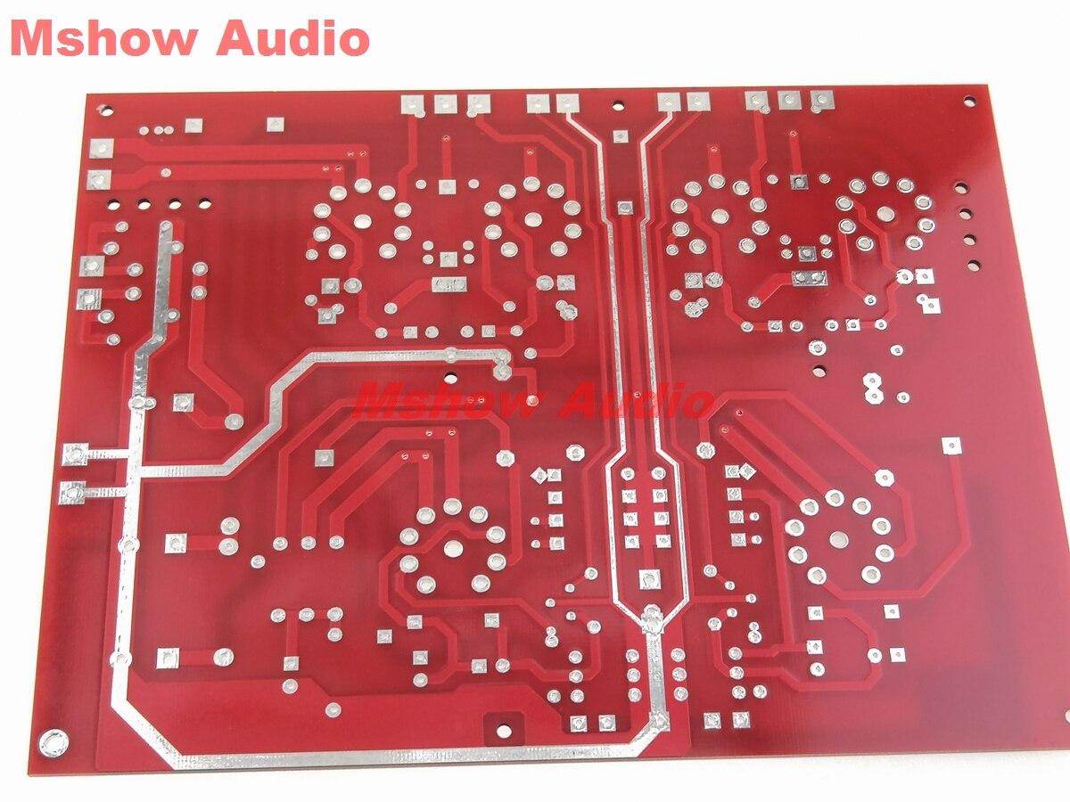 HIFI EL84 amplificateur de tube stéréo Audio n-pp amplificateur push-pull PCB de qualité nue