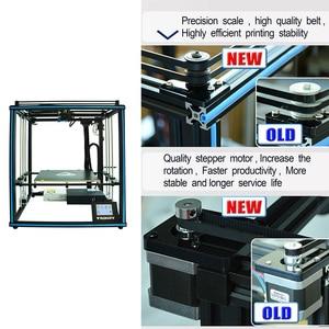 Image 4 - Tronxy X5SA/X5SA 400 חדש משודרג גבוהה דיוק 3D מדפסת DIY ערכת 400*400*400mm תמיכה אוטומטי פילוס לחדש הדפסה