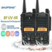 baofeng uv 2pcs Baofeng UV-9R 2018 חדש עיצוב מכשיר קשר IP67 Waterproof איכות הגבוהה שתי דרך רדיו משדר רדיו אמאדור שתי הדרך Rad (1)