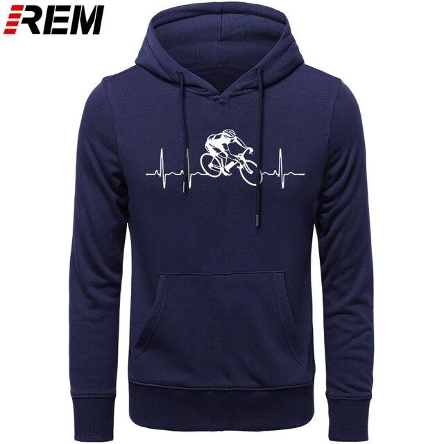 Hot sale Fashion Cyclings Heartbeat Standard Unisex  Hoodies, Sweatshirts