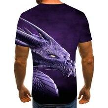 2020 Мужская футболка высокого качества 3d мужская с рисунком/женская