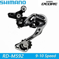 MTB Fiets Fiets Onderdelen RD M531 Fiets Mountainbike SHIMANO DEORE MTB 9/27 Speed Fiets Achter Transmissie Gratis Verzending|Fiets Derailleur|sport & Entertainment -