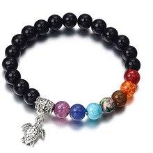 Bracelet Charms Stone Beads Men Jewelry Summer Bracelets For Women Bangles Pulseira Masculina Bileklik Feminina