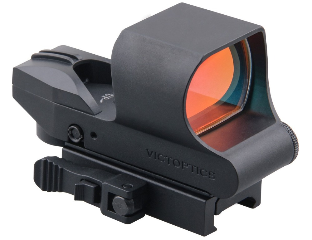 VI 1x28x40 Red Dot Sight Acom 4