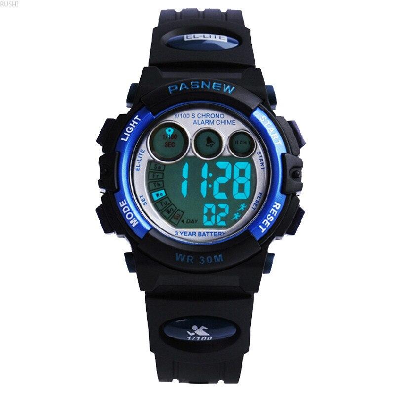 Electronic Meter  Cartoon  Children  Wrist Watch Fashion Leisure Girl's Boy's  Wrist Watch  Exercise Electronic Meter