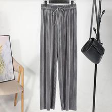 Gold Velvet Wide Leg Pants For Women Loose Casual Pants Korean Style Corduroy Pants Autumn and Winter Slim Straight Trousers new print women golf pants lady long trousers with fleece autumn sports pants for korean style slim elastic pants xs xxl winter