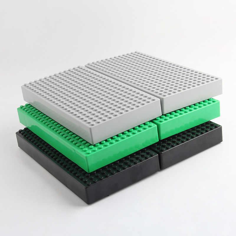 Compatível Com Multifunções caixa de Caixa de Armazenamento de blocos Tijolos de Construção placa de base B865 Compatíveis Brinquedos para Presente Das Crianças
