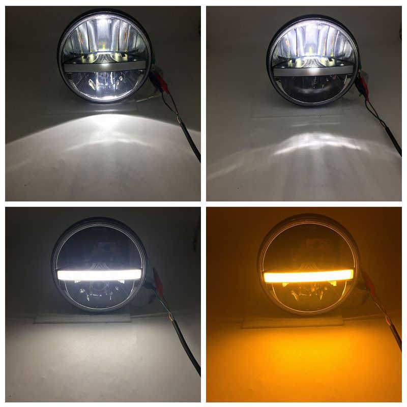Xlc Cl-d04 Faros LED Dinamo Adultos Unisex Plata Talla /única