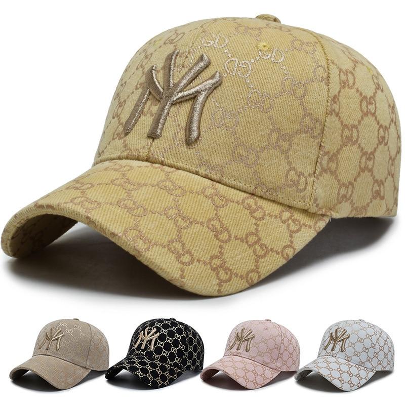 New Fashion MY GD Men Baseball Cap Cotton Women Hip Hop Hat Summer Unisex Casual Outdoor Sports Snapback Adjustable Caps