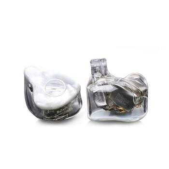BGVP DM7 6 BA knowles sonion drivers Customize IEM In Ear Monitors HIFI Earphone 1