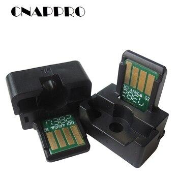4 pçs/lote AR-CK49-B AR-CK50-B Chip Do Cartucho de Toner para Sharp AR-N161G AR-N161FG AR-N201G AR-N201FG AR-164G N161 AR Chip de Redefinição