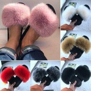 VIP Women Furry Slippers Ladie