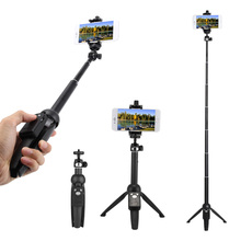 Selfie Stick Tripod Bluetooth Extendable Holder Wireless Portable Handheld For Mobile Phone GV99