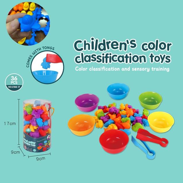 Children's Rainbow Game 6